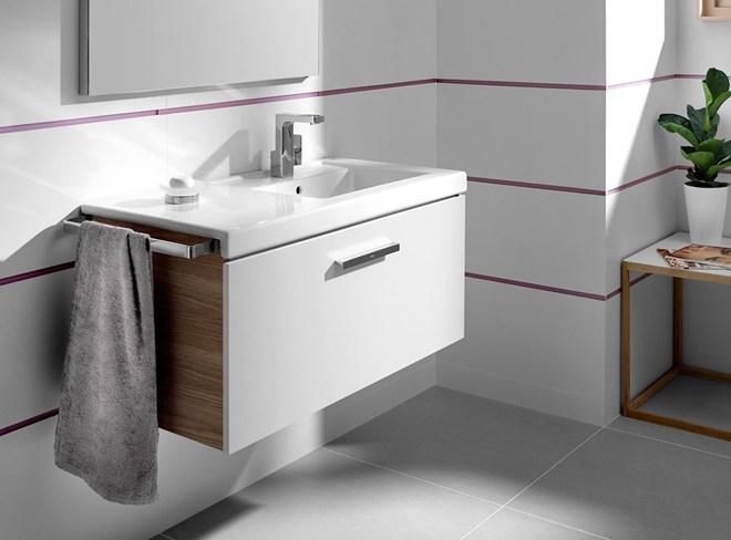 Roca bathroom furniture home design ideas for Roca bathroom furniture