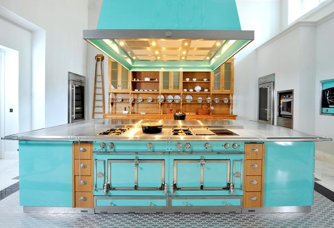 la cornue advocates culinary architecture for 2015 inside id. Black Bedroom Furniture Sets. Home Design Ideas