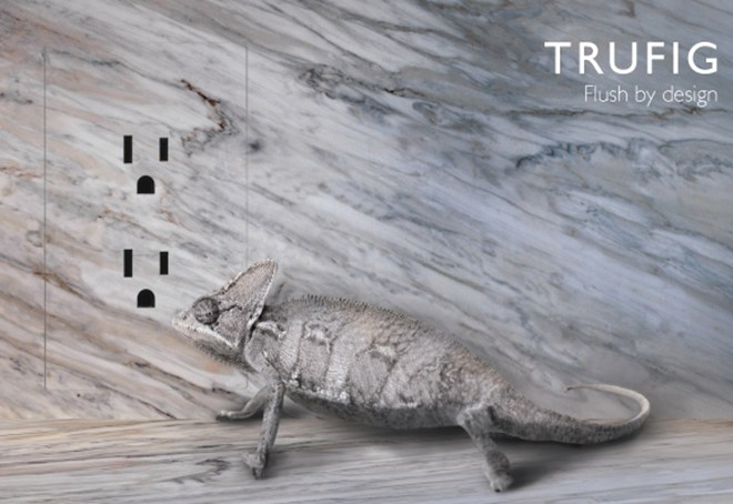 Trufig Seamless Flush Mounting Debuts At Decorex Inside Id