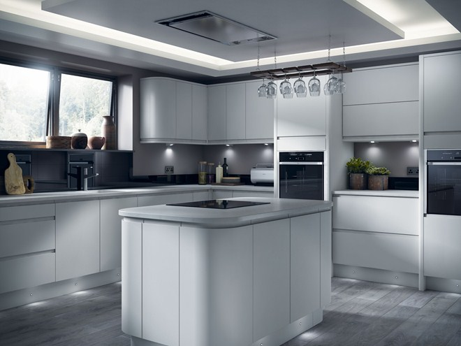 trade only benchmarx intros super matt premium soho. Black Bedroom Furniture Sets. Home Design Ideas