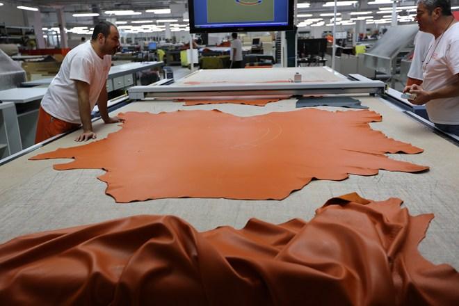 Reviewed: Poltrona Frau Furniture Group factory - Inside ID