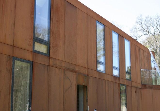 Flush Glazed Windows : Iq glass introduces innovare flush glazing system inside id