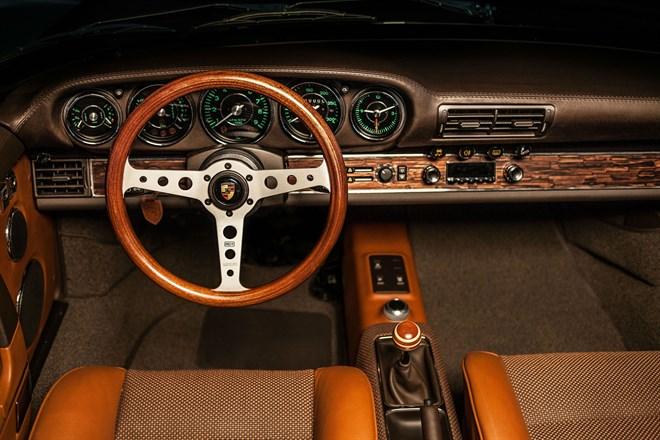 Reworked Porsche 911 Adds Legendary Focal Sound System